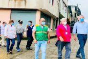 VISITA A CENTRO DE ALOJAMIENTO OBLIGATORIO
