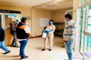 DONACION DE IMPLEMENTOS DE BIOSEGURIDAD